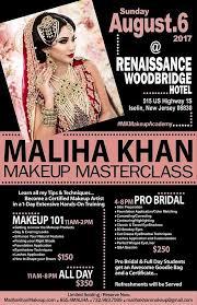 makeup mastercl by maliha khan at