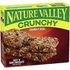 crunchy bars oats n dark chocolate