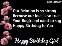 fresh happy birthday love quotes for girlfriend love quotes