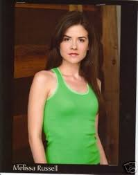 MELISSA RUSSELL Agency Photo STAGE ACTRESS | #18836951