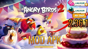 Angry Birds 2 MOD APK 2.36.1 (UNLIMITED ALL) + download link - YouTube