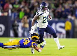 Rashaad Penny is out for the season, so Seahawks will turn to C.J. Prosise  to back up Chris Carson | The Seattle Times