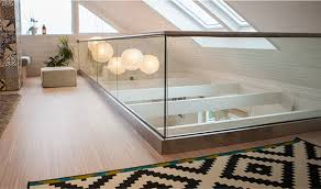 modern glass balcony railing design ideas