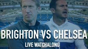 BRIGHTON VS CHELSEA | LIVE