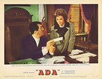ADA Lobby card 3 Dean Martin Susan Hayward Ralph Meeker