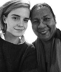 Emma Watson and bell hooks Discuss Feminism