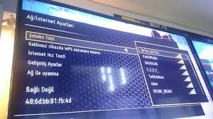 Vestel tv internete bağlanma sorunu ÇÖZÜM! - YouTube