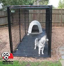 Kennel Floor Client 1 Dog Kennel Outdoor Outdoor Dog House Dog Kennel Flooring