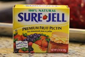 sure jell test method step by