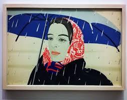 Ada Katz by Alex Katz ❤️married since 1958 he has painted over ...