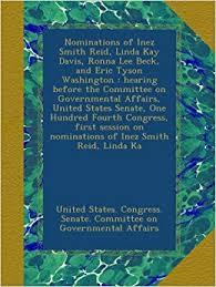Amazon.in: Buy Nominations of Inez Smith Reid, Linda Kay Davis ...