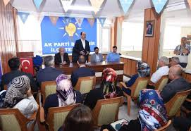 Başkan Altay'dan Derebucak ve Beyşehir'e ziyaret - Konya Haberleri