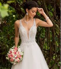 modern bride wedding gowns downtown