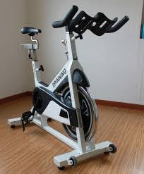newest star trac spinning bike for gym