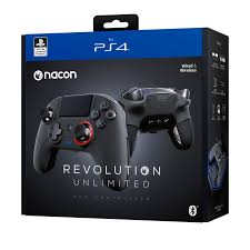 The Nacon Revolution Unlimited Pro is ...