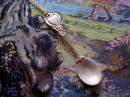 lovin spoonful brass spoon pendant
