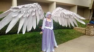 cosplay how to articulated wings