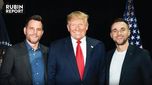 REVEALED: Dave Rubin Meets Donald Trump PLUS First Interview With ...
