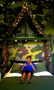 On Style Today 2020 10 06 Camoouflage Little Boys Bedroom Ideas Here