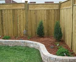 Beginnings And Endings Backyard Landscaping Backyard Backyard Fences