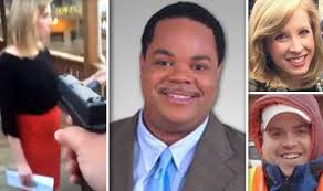 Virginia gunman claimed he was bullied for being black and gay in rambling  suicide-memo | World | News | Express.co.uk