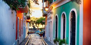 old san juan puerto rico haven for