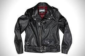 black leather jackets for men 2017