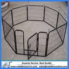 Hot Sale New Design Outdoor Best Selling Cheap Pet House Animal House Dog Cages Kennels Metal Dog Crate With Multiple Sizes