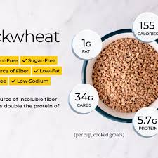 buckwheat nutrition facts and health
