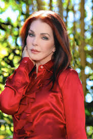 Priscilla Presley shares stories, photos of life with Elvis at Genesee -  Chicago Tribune