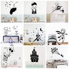 New Arrival Sticker Little Prince Vinyl Wall Stickers For Kids Room Decoration Wall Decal Prince Wallpaper Baby Decals Poster Buy At The Price Of 1 49 In Aliexpress Com Imall Com
