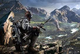 the best snipers ghosts and warriors