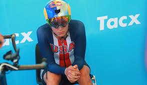 Chloe Dygert es operada de la herida en su pierna y se co...