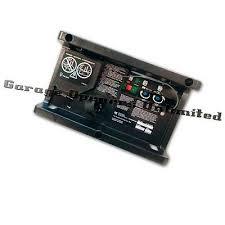 srt2 door opener receiver logic control