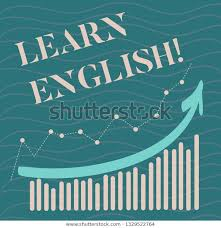 Handwriting Text Learn English Concept Meaning Stock Illustration 1329522764