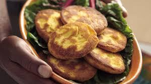hot water cornbread patties recipe