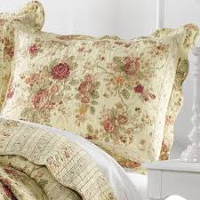 Shop Greenland Home Fashions Antique Rose 3-piece Quilt Set - Overstock -  1720379
