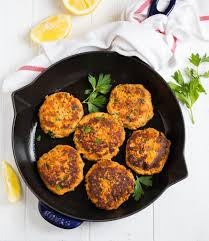 salmon patty recipe how to make easy