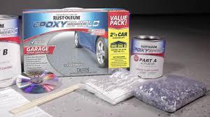garage floor coating kit to