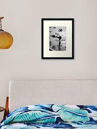 Paddington Framed Art Print By Pixiepotdesigns Redbubble