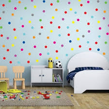 Dot Wall Decoration Ideas Super Fun Ideas For Nursery Rooms