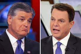 Fox News fight: Shepard Smith, Sean Hannity trade insults