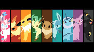 eeveelutions wallpaper unique