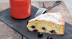 amy s olive oil cherry and almond cake
