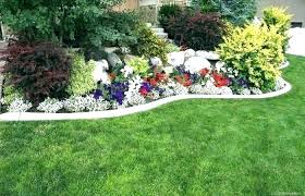 flower garden bed design ideas backyard