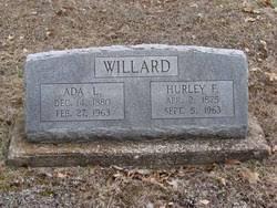 Ada L. Jacobs Willard (1880-1963) - Find A Grave Memorial