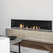 gas fireplace urban gas metalfire