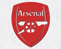 Arsenal Wall Sticker Etsy