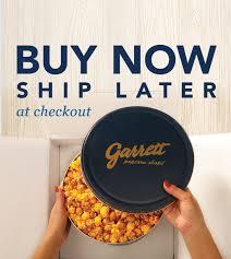 garrett popcorn s gourmet popcorn