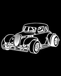 Legend Coupe Race Car Decal Race Track Wholesale